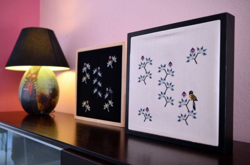 Pannelli decorativi sardi - Su Trobasciu Mogoro